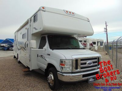 2008 WINNABAGO OUTLOOK 31′ MOTOR HOME