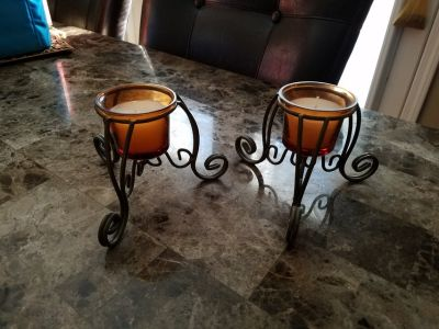 Chic Candle Holders