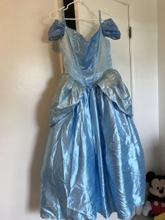 Women s Cinderella Costume. Packaging included, Never worn. Size