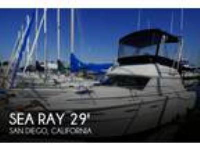 Sea Ray - SRV300 Sedan Bridge