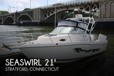 1998 Seaswirl Striper 2100WA