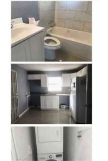 Renovated 3 bedroom 1 bath single family home for rent immediately.