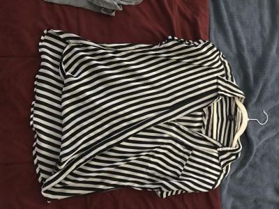 Small forever 21 striped top
