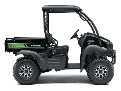 2019 Kawasaki Mule SX 4x4 XC LE FI Side x Side Utility Vehicles Howell, MI