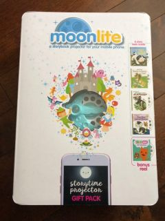 Moonlite Storybook Projector for Mobile Phone