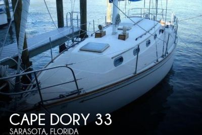 1980 Cape Dory 33
