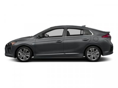 2018 Hyundai IONIQ Hybrid Limited (Summit Gray)