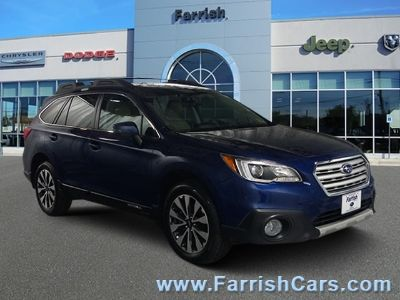 2017 Subaru Outback Limited (Twilight Blue Metallic)