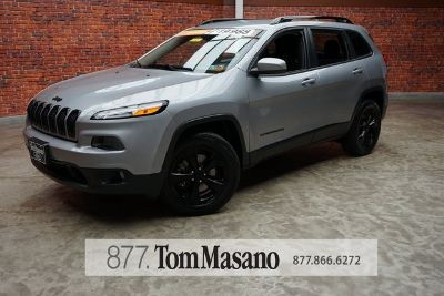 2016 Jeep Cherokee Latitude (Billet Silver Metallic Clearcoat)