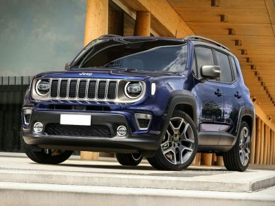 2019 Jeep Renegade Limited (Alpine White Clearcoat)