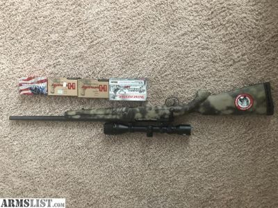 For Sale/Trade: Savage Axis 2 in 6.5 CM