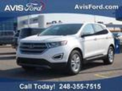used 2018 Ford Edge for sale.