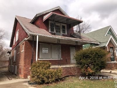 4 Bed 2 Bath Foreclosure Property in Detroit, MI 48238 - Tuller St