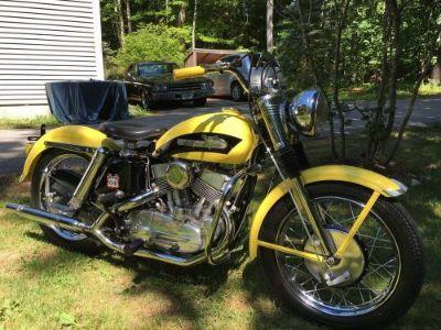 1956 KHK Harley-Davidson