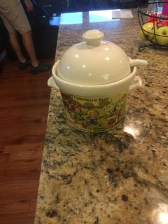 1996 Campbell s Kids soup tureen
