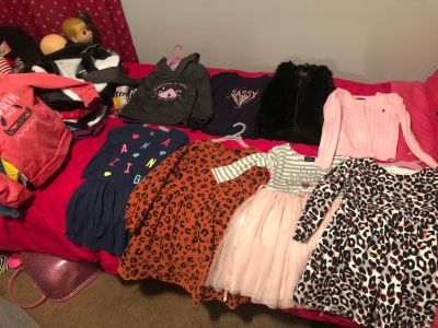 Girls fall/winter items $12 Smoke free home