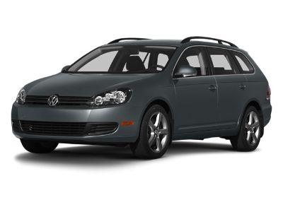 2013 Volkswagen Jetta SportWagen TDI (Tempest Blue Metallic)