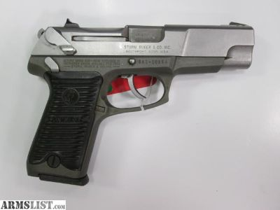 For Sale: Used Ruger P90 .45 ACP