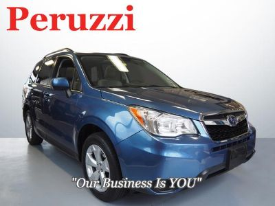 2015 Subaru Forester 2.5i Limited (Quartz Blue Pearl)