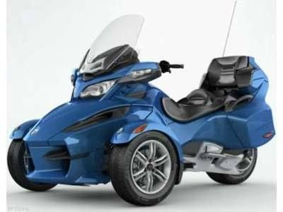 2010 Can-Am Spyder RT Audio & Convenience SM5 3 Wheel Motorcycle Motorcycles Wilkes Barre, PA