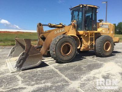 John Deere 644H Wheel Loader
