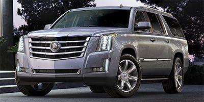 2015 Cadillac Escalade ESV 4WD Platinum (White Diamond Tricoat)