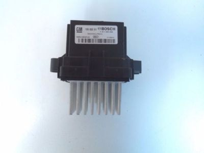 Buy GM/BOSCH 13503201 BLOWER MOTOR RESISTOR CHEVEROLET CADILLAC BUICK FREE SHIPPING motorcycle in Morenci, Michigan, United States, for US $29.99