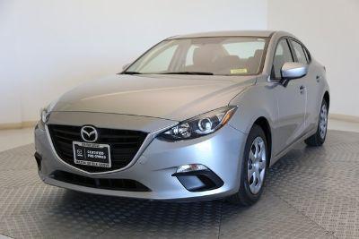 2016 Mazda Mazda3 i SV (Liquid Silver Metallic)