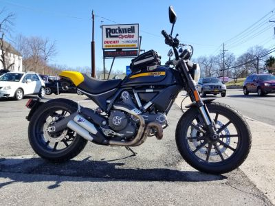 2016 Ducati Scrambler Full Throttle Dual Purpose Motorcycles Fort Montgomery, NY