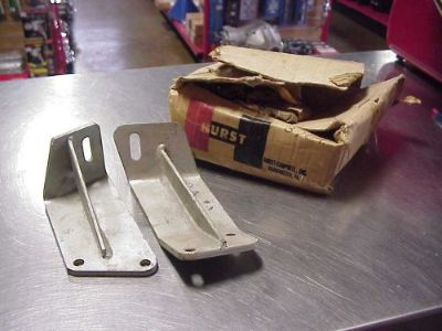 Find NOS HURST 289 302 MOTOR MOUNTS 1935 1936 1937 1938 1939 1940 SMALL BLOCK FORD motorcycle in Las Vegas, Nevada, United States