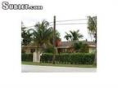 One BR Two BA In Miami-Dade FL 33155