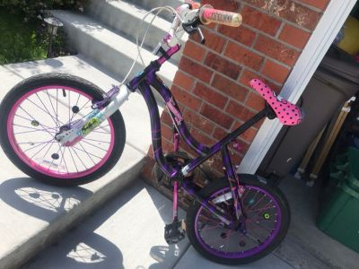 Girls Bicycle