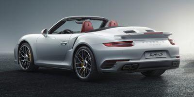 2017 Porsche 911 Turbo (Jet Black Metallic)