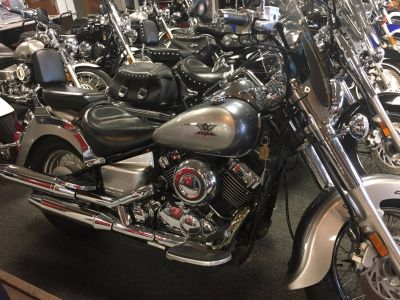 2009 Yamaha V Star 650 Classic Cruiser Motorcycles Elkhart, IN