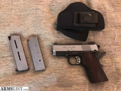 For Sale: Springfield 1911 Micro Compact 45
