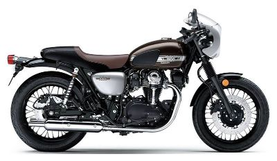 2019 Kawasaki W800 CAFE Sport North Reading, MA