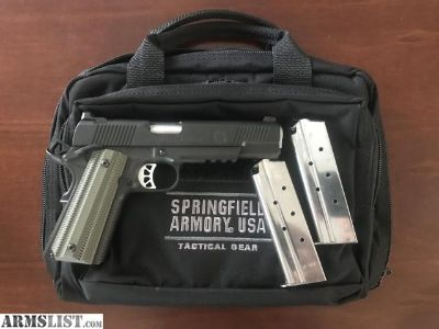 For Sale: Springfield Trp Operator 10mm
