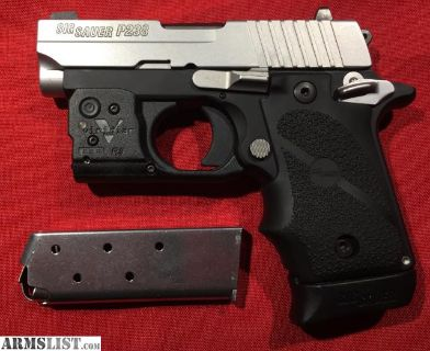 For Sale/Trade: Sig P238 w/ Viridian laser