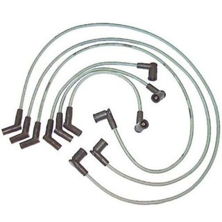 Sell Ignition Wire Set-8mm DENSO 671-6108 fits 01-04 Ford Mustang 3.8L-V6 motorcycle in Azusa, California, United States, for US $39.90