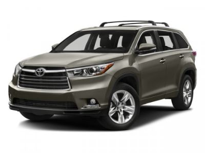 2016 Toyota Highlander Limited (Green)