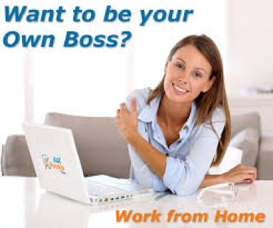 BE YOUR OWN BOSS - WORK FROM HOME - LEGITIMATE!!