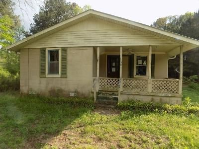 3 Bed 1 Bath Foreclosure Property in Oakman, AL 35579 - Tutwiler Rd