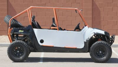 2012 Polaris Ranger RZR 4 800 EPS Robby Gordon Edition Side x Side Utility Vehicles Kingman, AZ
