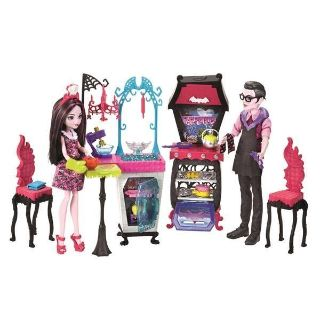 Monster High doll and accessories