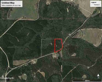 10 AC Moores Mill Creek Road Baker, Lots of road front