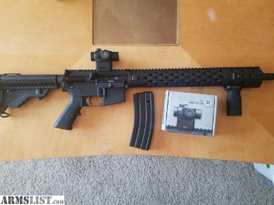 For Sale: DPMS Ar-15 modified Oracle model