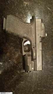 For Sale/Trade: Glock 19 MOS