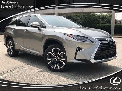 2018 Lexus RX (Atomic Silver)
