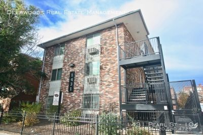 1 BR Apt - Granite Countertops, Secure Gated Entry, & AC