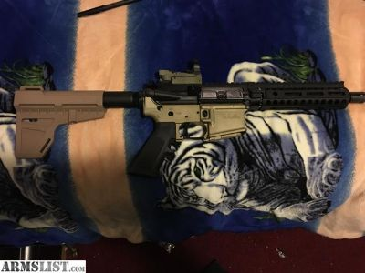 For Sale: 556 7.5 inch AR15